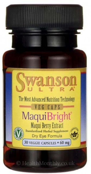 Swanson Ultra MaquiBright®, Maqui Berry Extract
