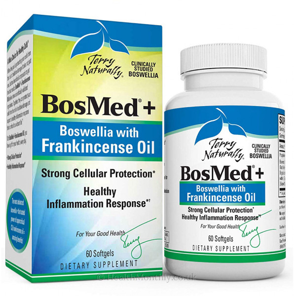 Terry Naturally BosMed + Boswellia with Frankincense Oil