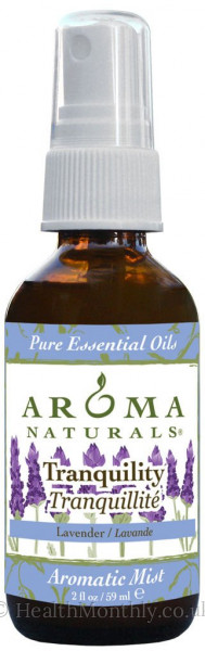 Aroma Naturals Tranquility Aromatic Mist Spray