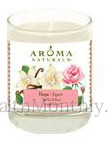 Aroma Naturals Hope Glass Soy Votive Candle