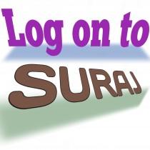 Log on to Suraj