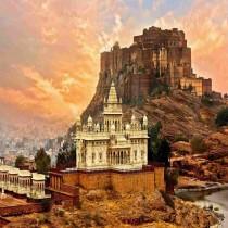 Golden Rajasthan Golden India