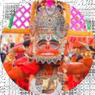 hanuman in Hoshiarpur punjab
