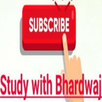 study with Bhardwaj