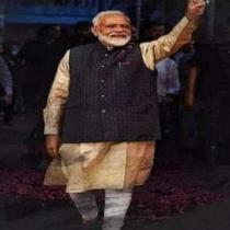 Modi fan