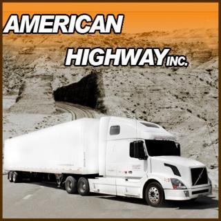 American Highway, Inc. Full Service Trucking & Logistics Company.