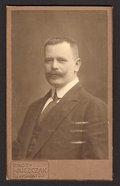 Portrait of a mustache man