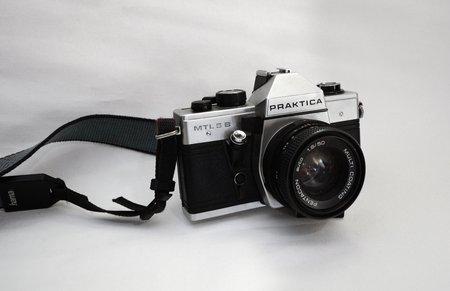 Praktica MTL 5B Camera