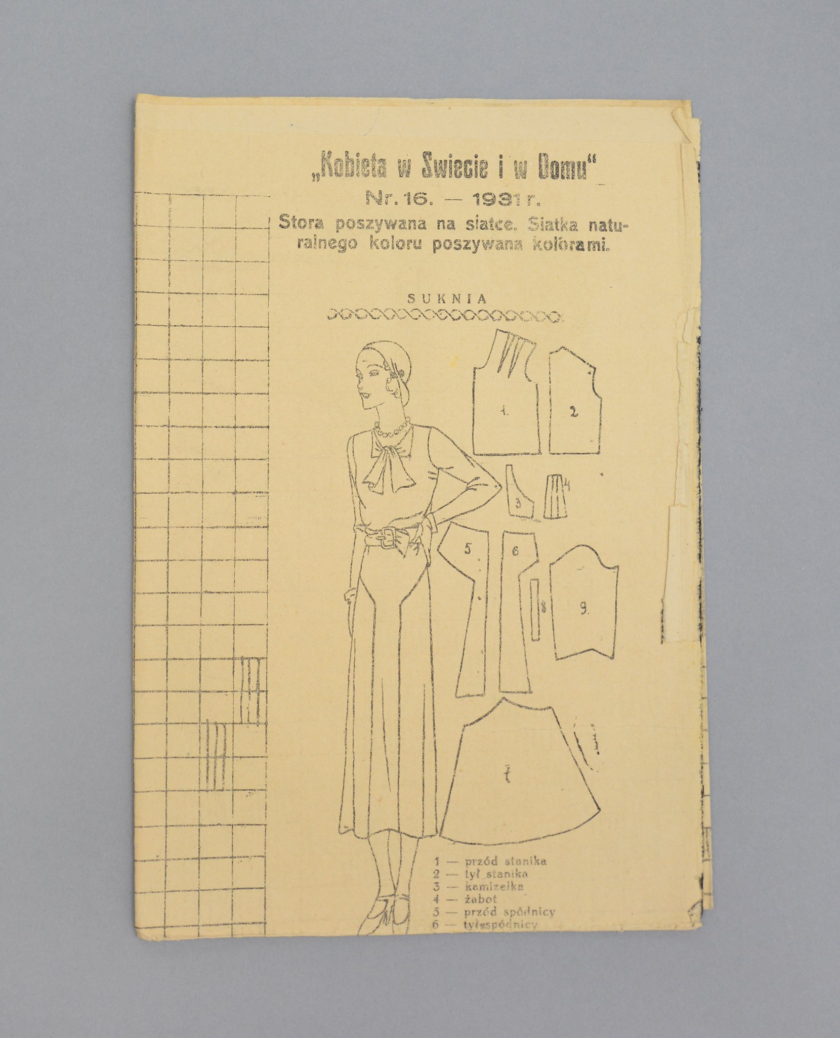 woman... 16/1931 periodicals fashion, style & beauty