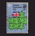 European Communities 1973, 5p