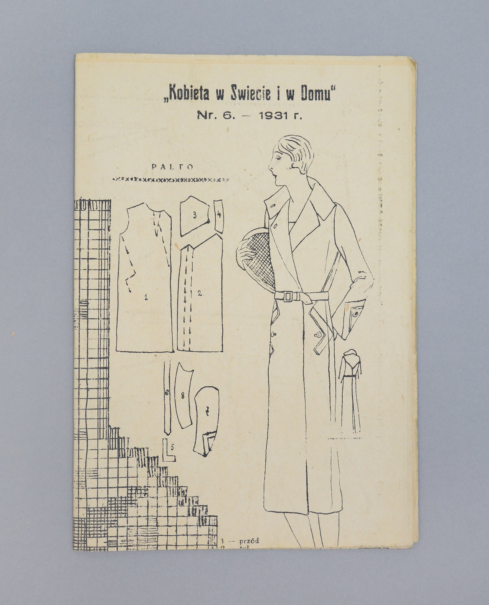 woman...6/1931 periodicals fashion, style & beauty
