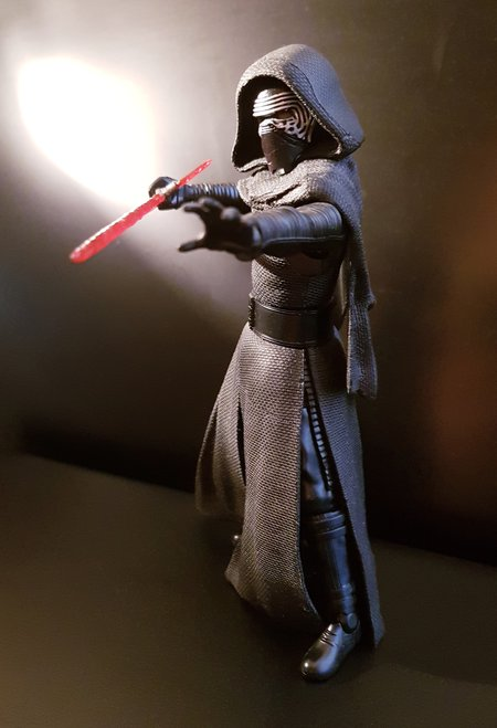 kylo ren - star wars toys and games action figures