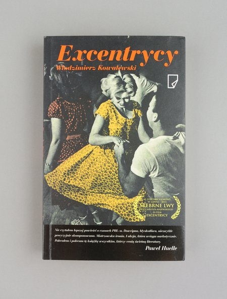 włodzimierz kowalewski: excentrycy, 2015 books belles-lettres Włodzimierz Kowalewski