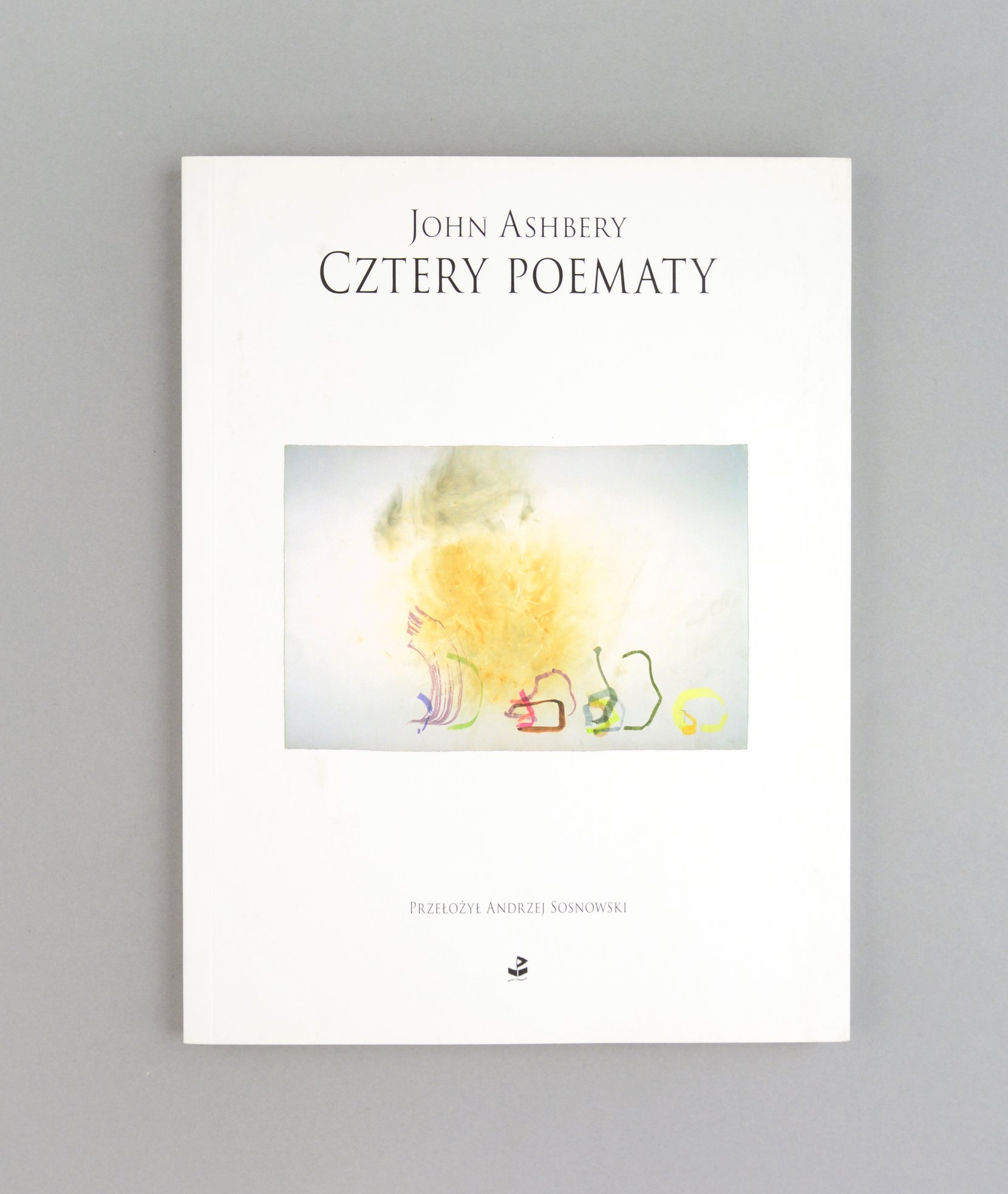 john ashbery: cztery poematy, 2012. books poetry John Ashbery
