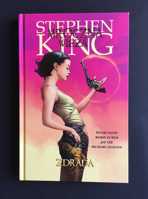treachery comics Stephen King, Marvel Comics