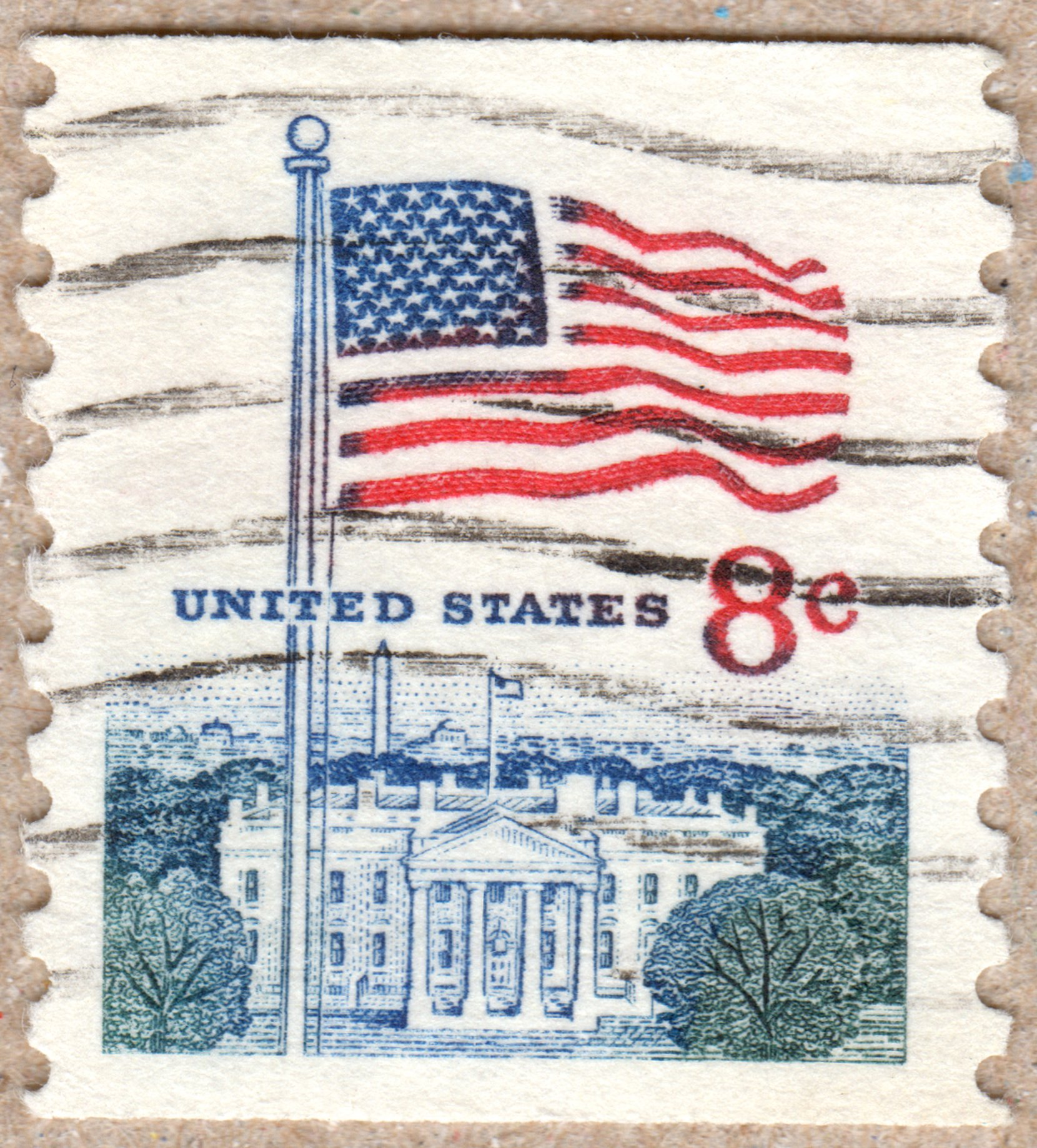 united states 8¢ stamp philately postage stamps