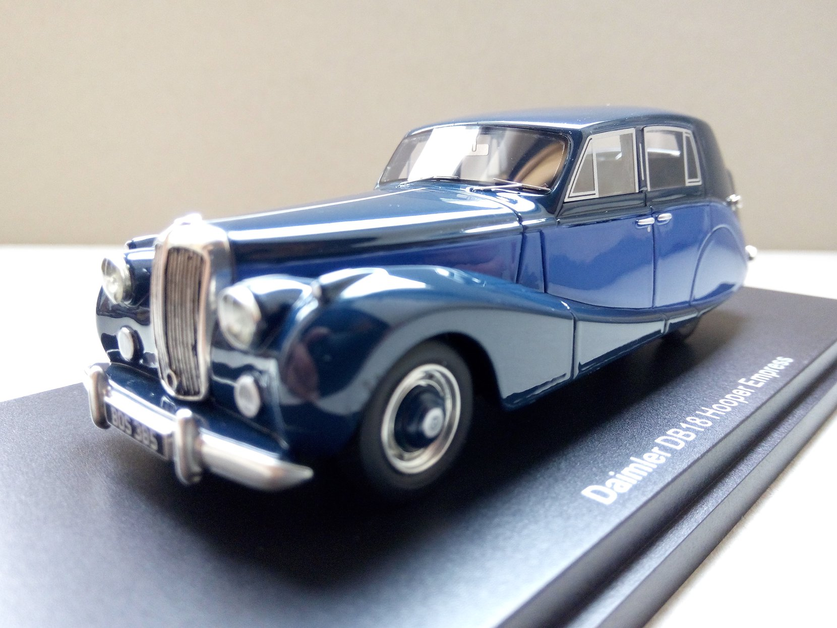daimler db18 hooper empress toys and games vehicles