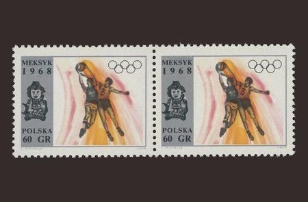 Meksyk 1968 / 60 gr Stamps