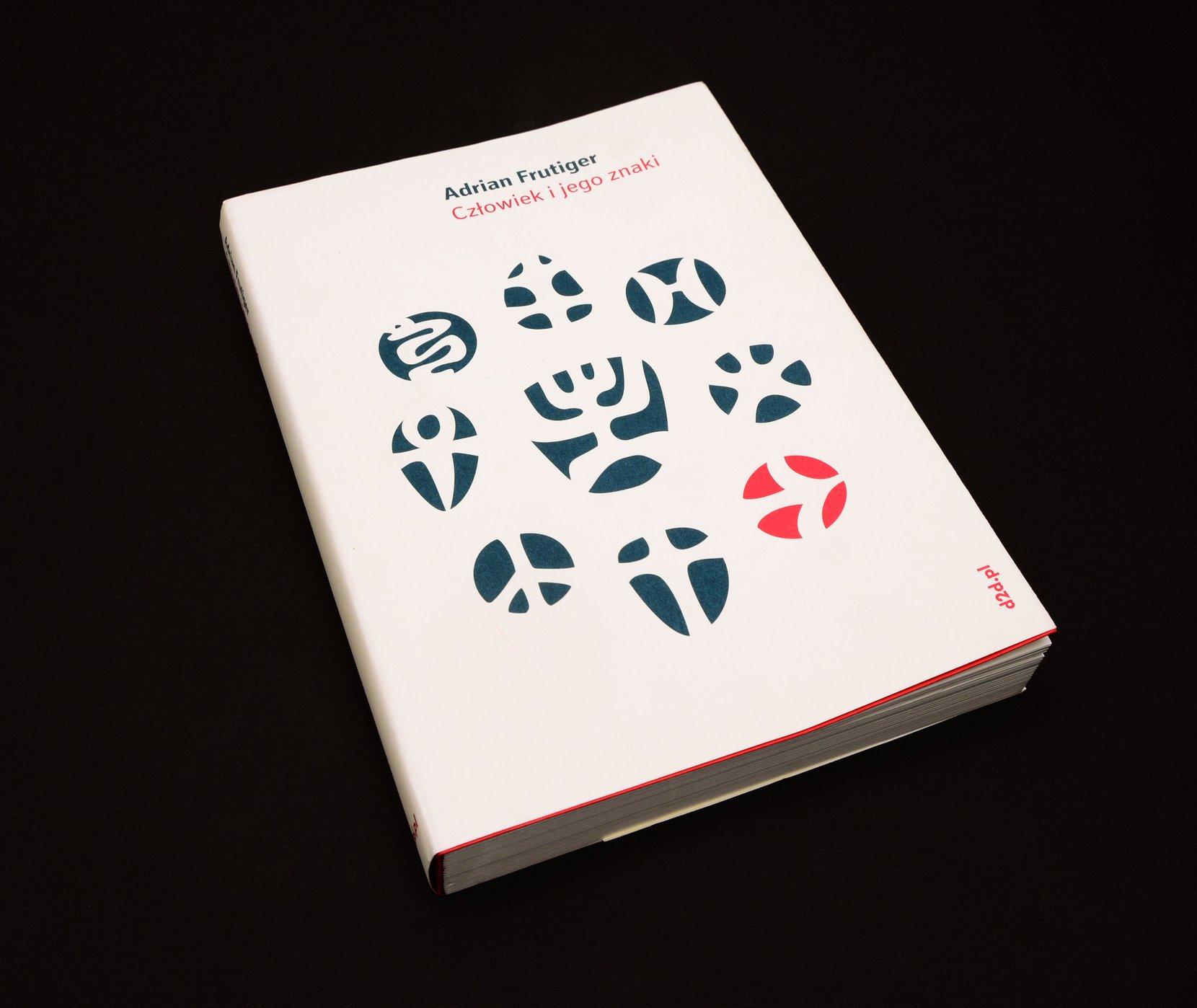 adrian frutiger: człowiek i jego znaki (2003) books photography Adrian Frutiger