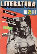"""Literatura"" Magazine, 1984-10"