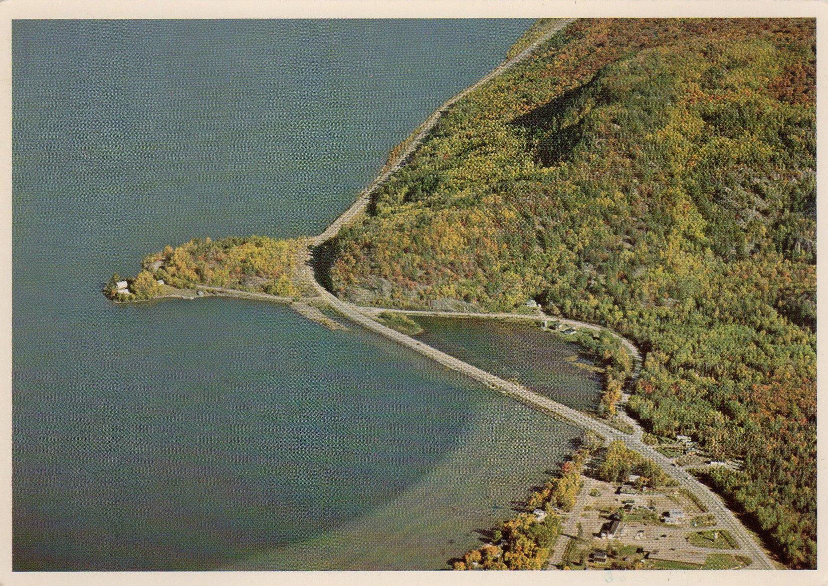havilland bay ontario (canada ) postcards standard – printed card