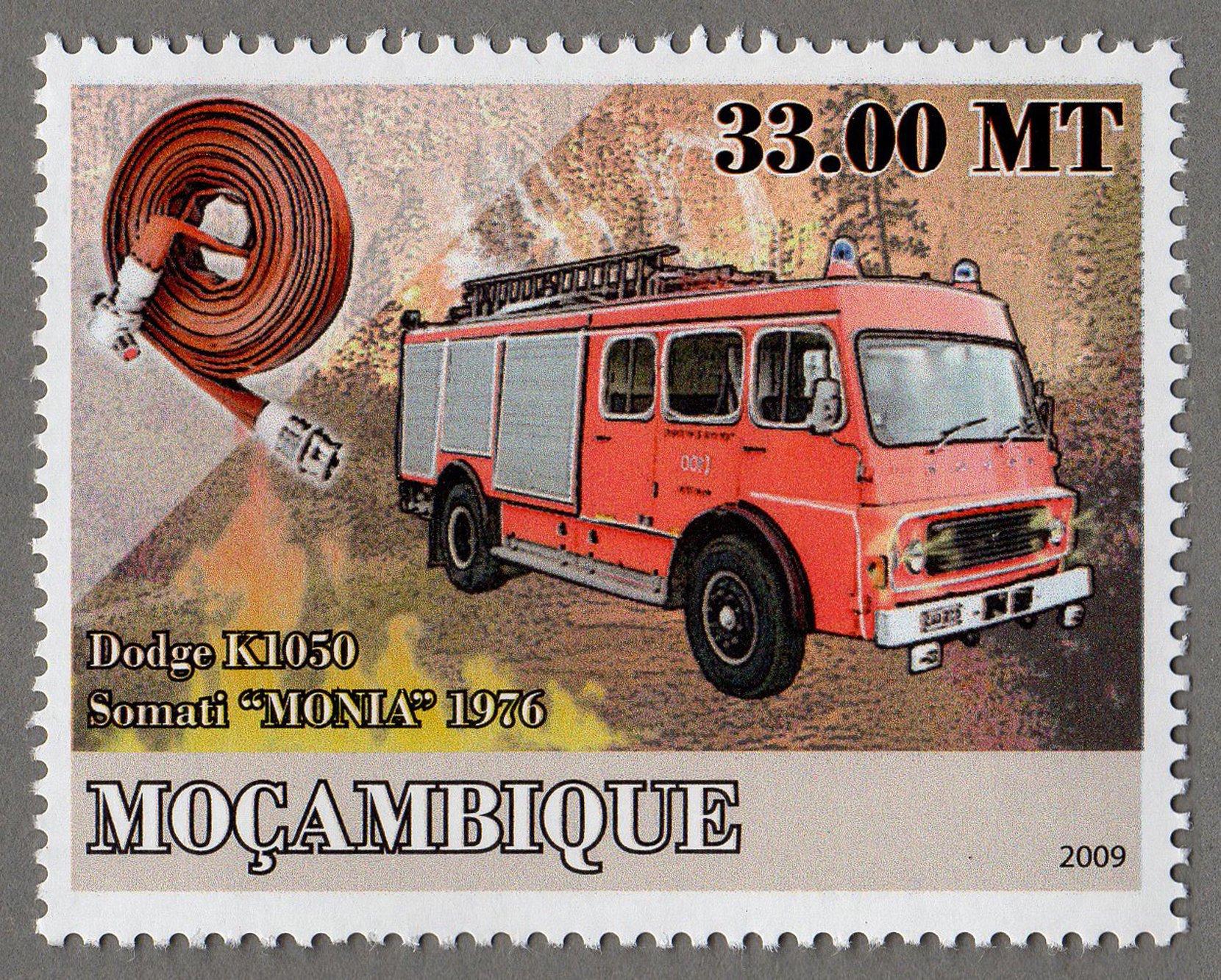 dodge kl050, 2009 stamp philately postage stamps