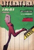 """Literatura"" Magazine, 1984-01"