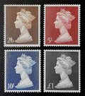 STAMPS - GB (QE2)