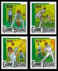 STAMPS - Cricket