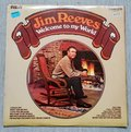 Vinyl Records - Jim Reeves(Welcome to my world)