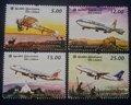 STAMPS - Aviation(Srilanka)