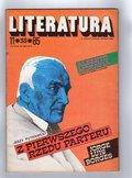"""Literatura"" Magazine, 1985-11"