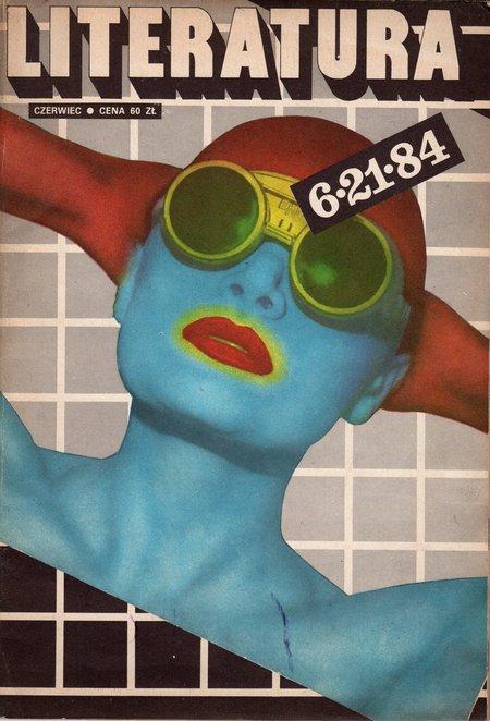 """Literatura"" Magazine, 1984-6"