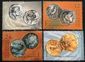STAMPS- COIN on Stamp(Macedonia)
