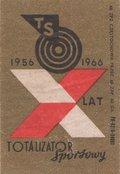 Etykieta 79: Totalizator sportowy  (1966)