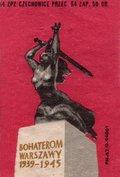 Etykieta 81: Bohaterom 1939-1945Warszawy  (1964)