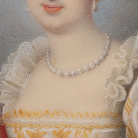 marie-louise -- empress of the french art painting