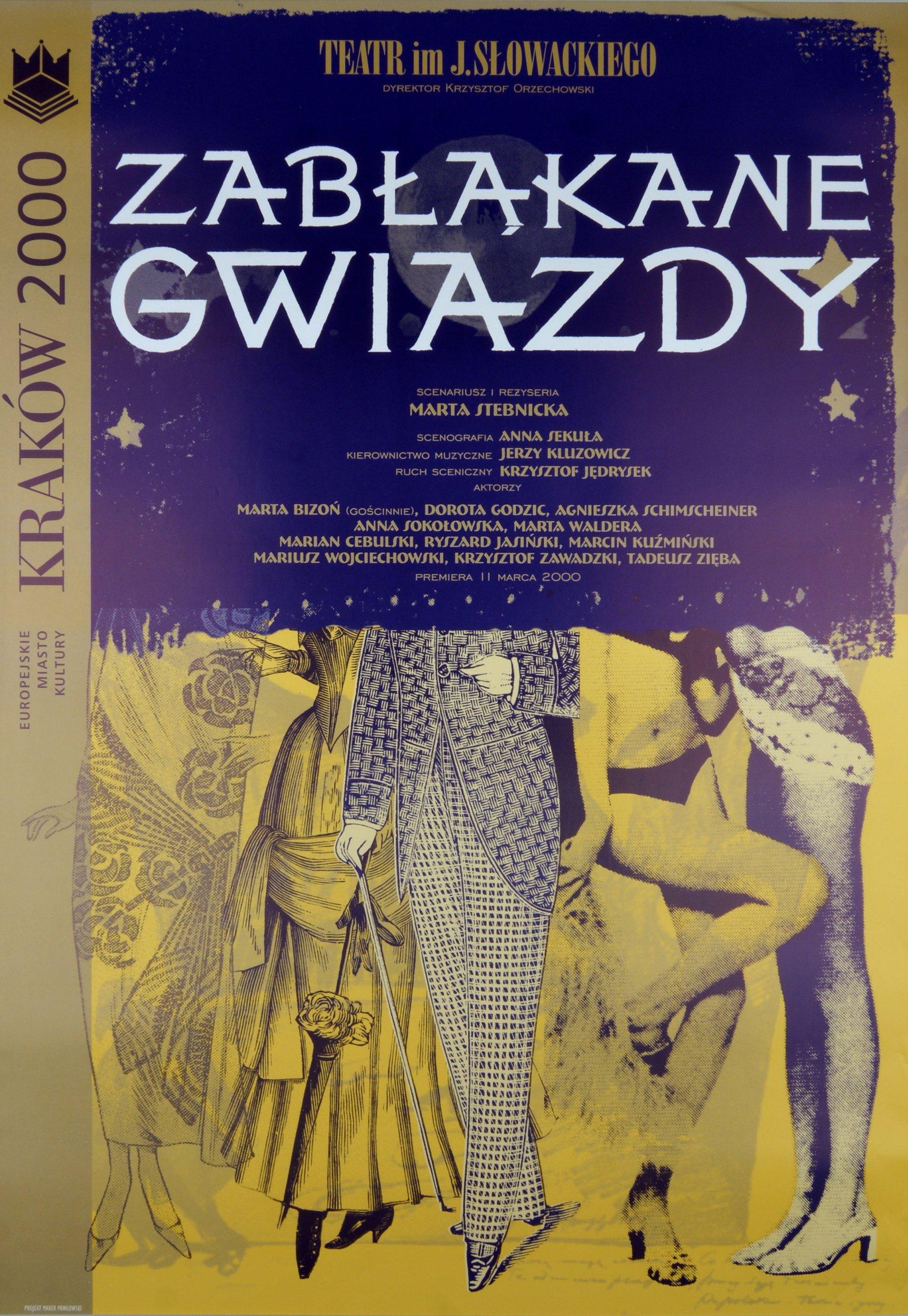 zabłąkane gwiazdy, marek pawłowski, 2000 posters movie posters Marek Pawłowski