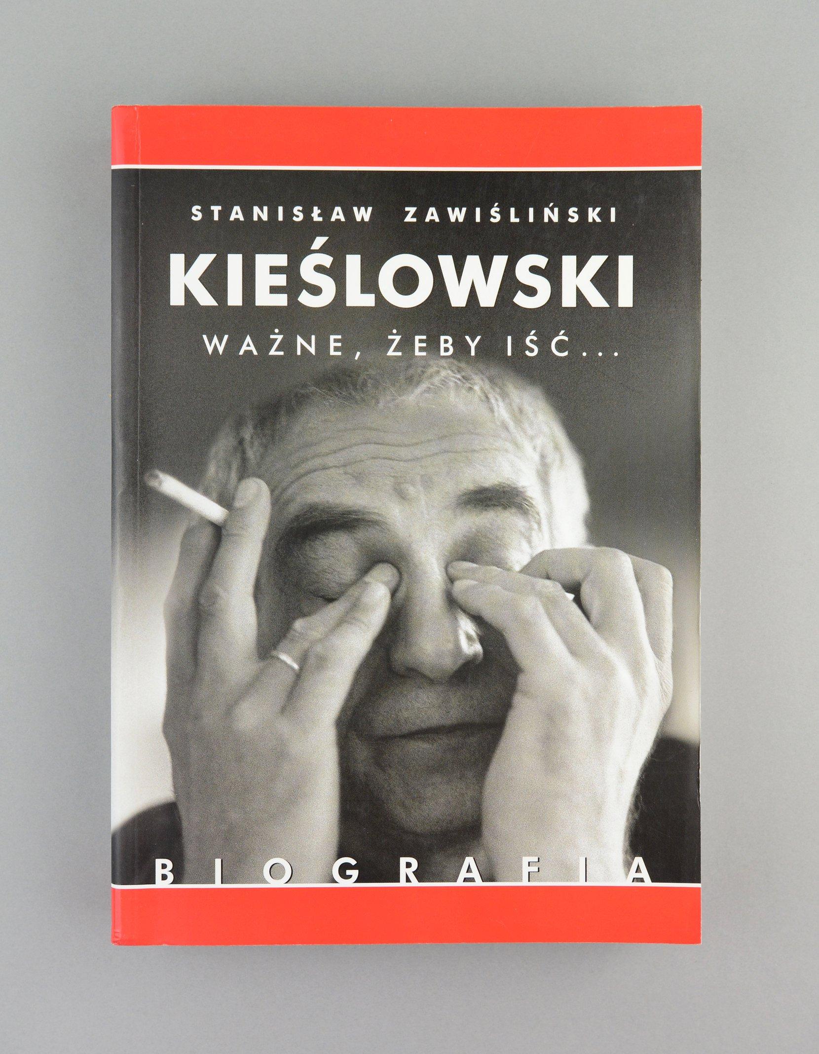 kieślowski: ważne, żeby iść, 2011 books political science Stanisław Zawiśliński