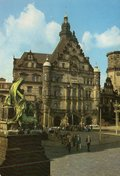 Georgentor Dresden (Germany )