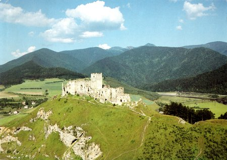 Trencin Castle (Slovakia)