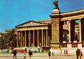 Budapest, Museum of fine arts (Hungary)
