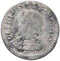 Ferrara - Clemente XI (1700-1721) Muraiola 4 Baiocchi 1711 Anno X - RARA - Muntoni 241b