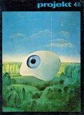 """""""projekt"""" Magazine, 1973-4"""