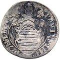 Stato Pontificio - Roma - Paolo IV (1555-1559) Giulio - Mir.1026 - Ag gr.3,00