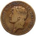 Regno di Napoli - Gioacchino Napoleone Murat (1808-1815) 2 Grana 1810 - Non comune - Gig.6c - Cu gr.11,82
