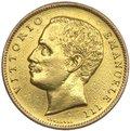 """Regno d'Italia - Vittorio Emanuele III (1900-1943) 20 Lire 1902 """"Aquila Sabauda"""" - RRRR ESTREMAMENTE RARA - Au"""