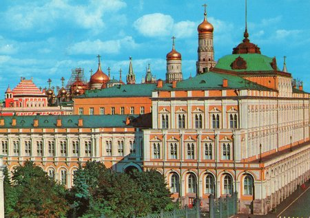 Moscow, (Russia)