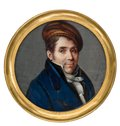 Artists' self-portraits -- Pierre-Antoine Tinot