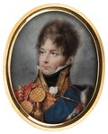 King George IV of Great Britain and Ireland, King of Hanover, as Prince of Wales -- Peter Eduard Stroely